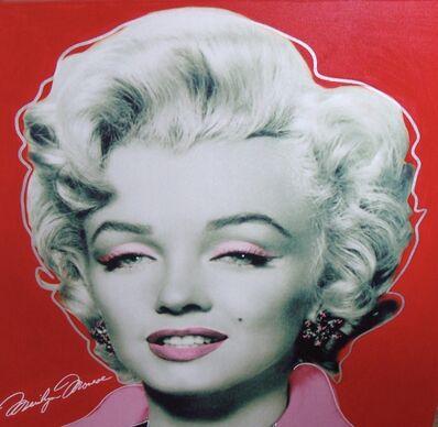 Steve Kaufman, 'Marilyn', 1998