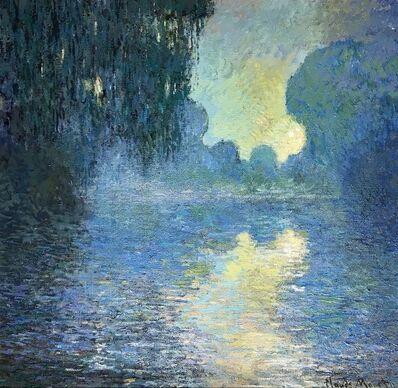 John Myatt, 'Morning on the Seine'
