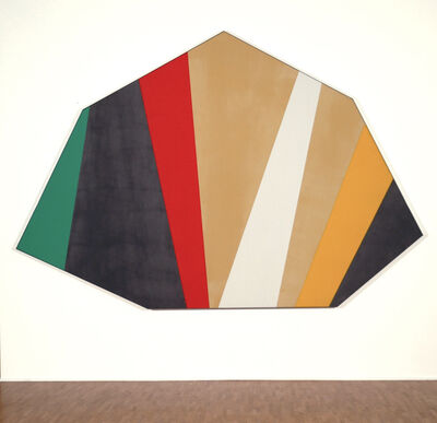 Kenneth Noland, 'Half Day', 1976