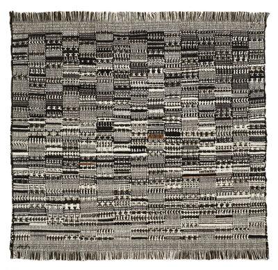 Anni Albers, 'Open Letter', 1958