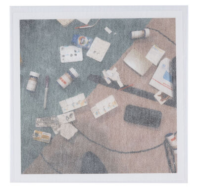 Nan Goldin, 'Drugs on the Rug', 2016
