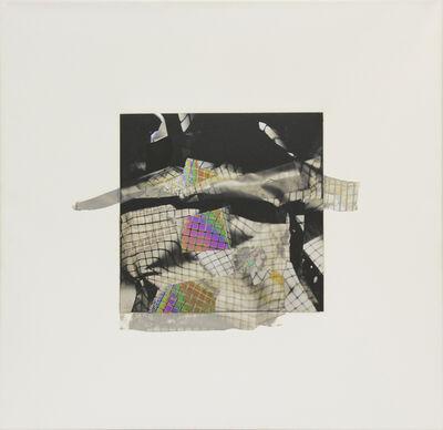 Larry Bell, 'Tres Orejas', 1991