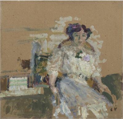 Édouard Vuillard, 'Portrait de Madame Hessel', 1908