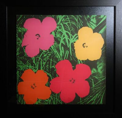 Andy Warhol, 'Flower', 1964
