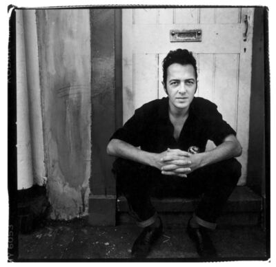Kevin Cummins, 'Joe Strummer of the Clash', 1989