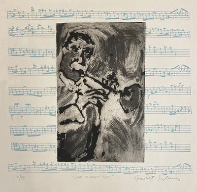 Stewart Nachmias, 'Lone Trumpet Solo', 2017
