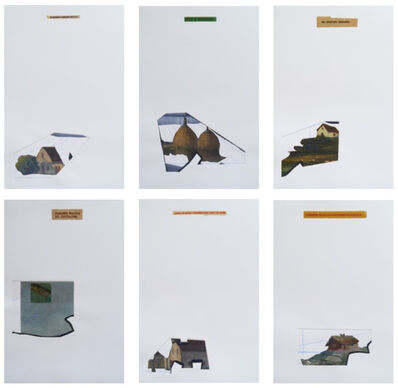 Jose Luis Landet, 'Aforismos/Aphorisms Series', 2015