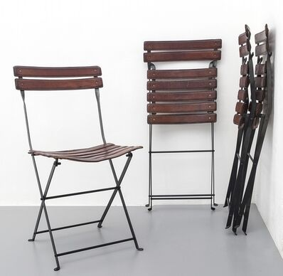 Marco Zanuso, 'Four folding chairs 'Celestina' for ZANOTTA', 1978