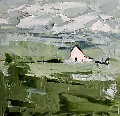 Sandra Pratt, 'Green Fields', 2019