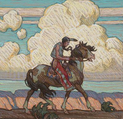 "Tim Solliday, '""Desert Winds""'"