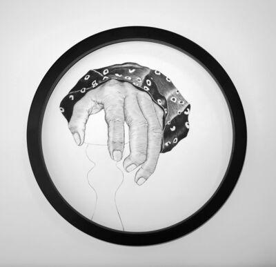Lava Thomas, 'Hand Study for Portrait of Harriet Tubman', 2020