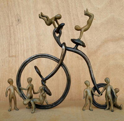 Tolla Inbar, 'Joyful Bike', 2019