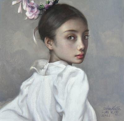 """Zhao Kailin, '""""Cherry""""', 2021"""