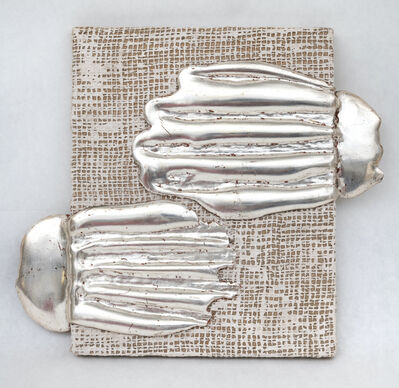 Nancy Lorenz, 'Silver Relief', 2015