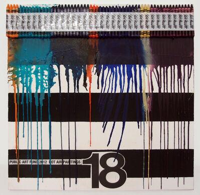 Rob Pruitt, 'Hot Air Painting #18'