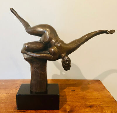 Gaston Lachaise, 'Moment of Falling, 2/12', 1992