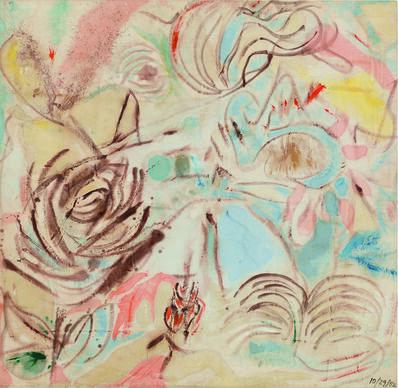 Helen Frankenthaler, '10/29/52', 1952