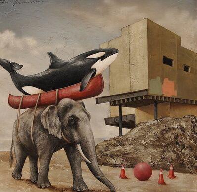 Tyson Grumm, 'Beach Comber', ca. 2014