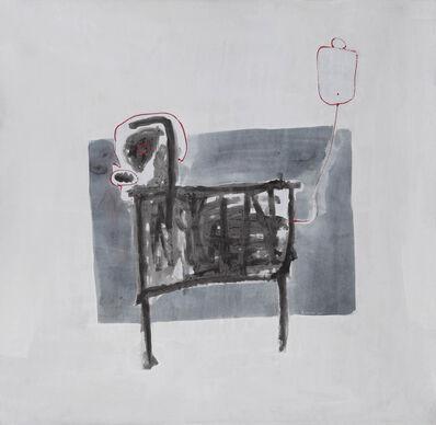 Amadou Sanogo, 'Le mouton noir', 2015
