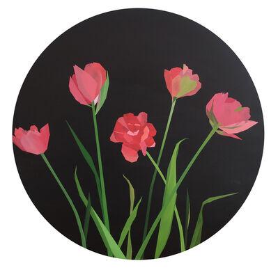 Greta Van Campen, 'Tulips from Tracey', 2021