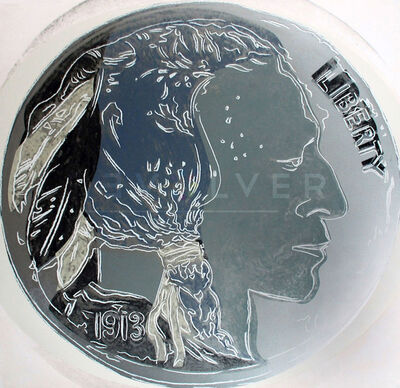 Andy Warhol, 'Indian Head Nickel (FS II.385) ', 1986