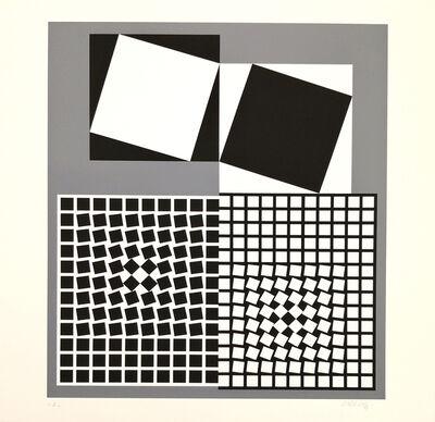 Victor Vasarely, 'Eridan 73 ', 1955-1984
