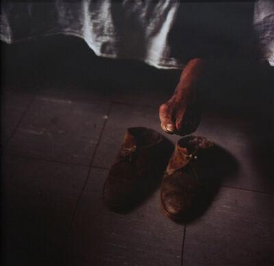 Miguel Rio Branco, 'Pés do Artista', 1994