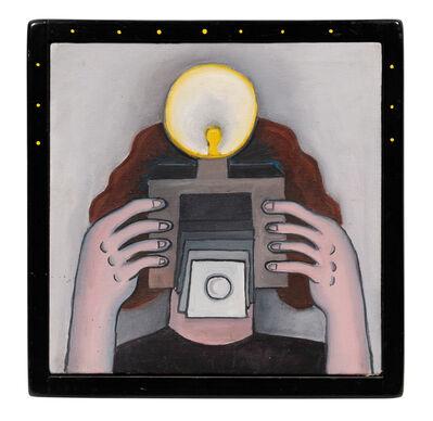 Philip Hanson, 'Untitled (Camera Lady)', c. 1968