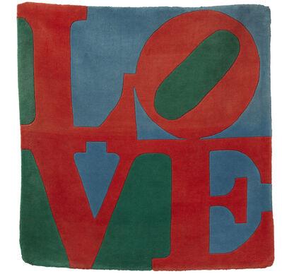 "Robert Indiana, '""Classic Love""'"