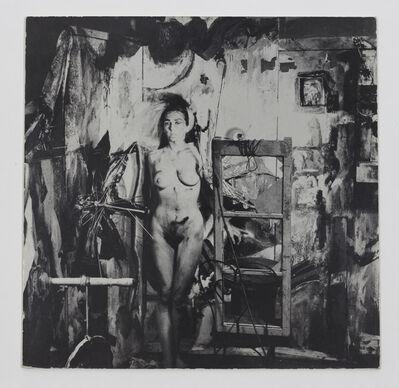 Carolee Schneemann, 'Eye Body', 1963