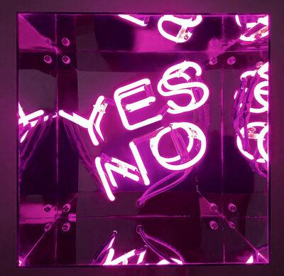 Indira Cesarine, 'Pandora's Box (pink)', 2018