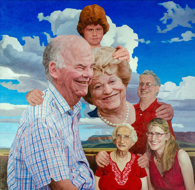 Colin Chillag, 'Western Family', 2020