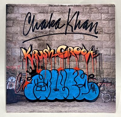 Moody, 'Chaka Kahn Krush Groove', 2014