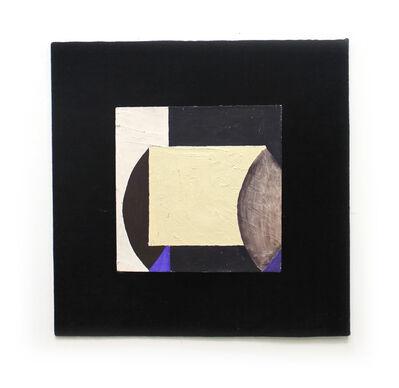 Julia Rooney, 'Pointip (black)', 2019