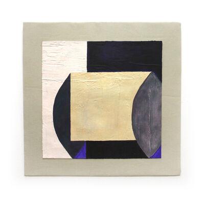 Julia Rooney, 'Pointip (beige)', 2019