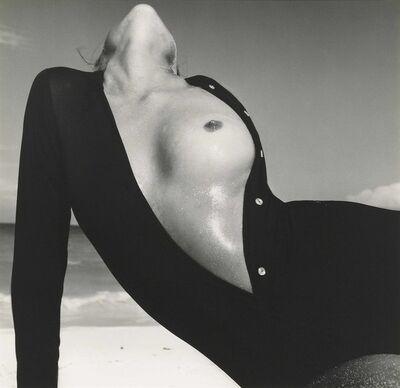 Richard Avedon, 'Lauren Hutton, Great Exuma, The Bahamas', October 1968