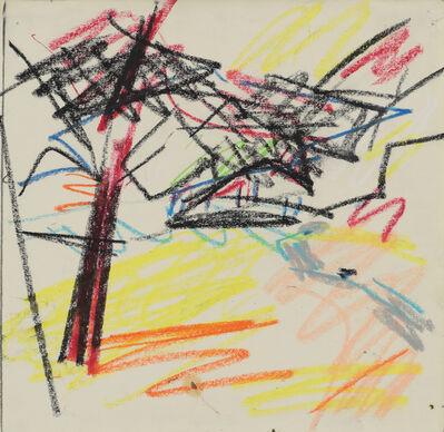 Frank Auerbach, 'Primrose Hill No.31', 1978