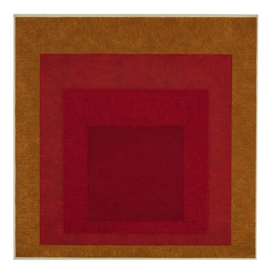 Josef Albers, 'Homage to the Square', 1959