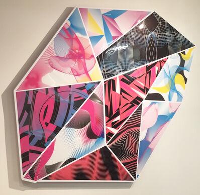 Karim Rashid, 'Trisaik 1, 2, 3', 2016