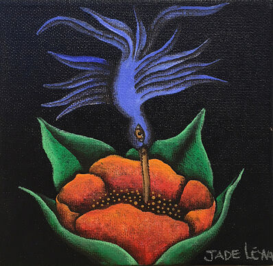 Jade Leyva, 'Colibri Azul', 2018