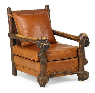 Thomas Molesworth, 'Rare armchair, Cody, WY', 1932-33