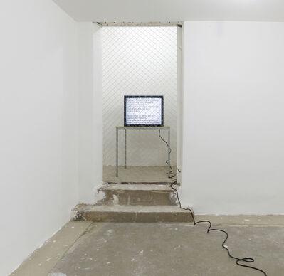 Julia Scher, 'Computer Niche (Transgressions) 1993/2019', 1993-2019