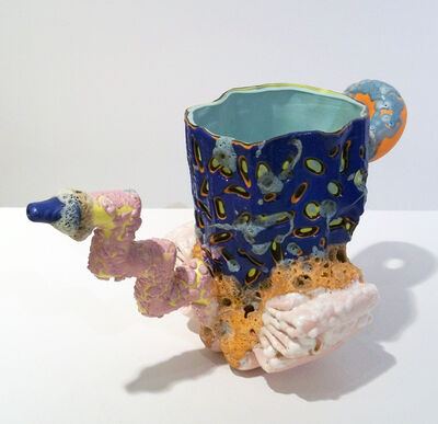 Joey Watson, 'Sippy Cup with Squiggle Tread', 2016