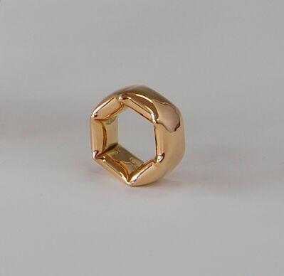 Fumiki Taguchi, 'ballooned form, ring', 2013