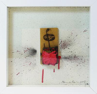 Mario Reis, 'Mausefalle mit Knallfrosch', 2012