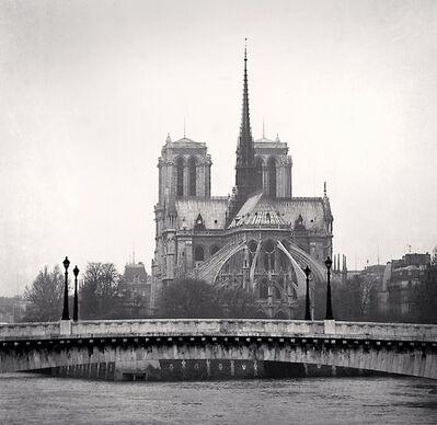 Michael Kenna, 'Notre Dame, Study 4, Paris, France. ', 1988