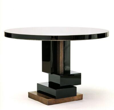 Hervé van der Straeten, 'Table Cumulus', 2004