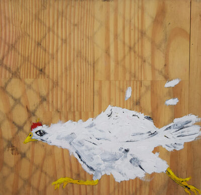Susan Spangenberg, 'Chicken Run', 2015
