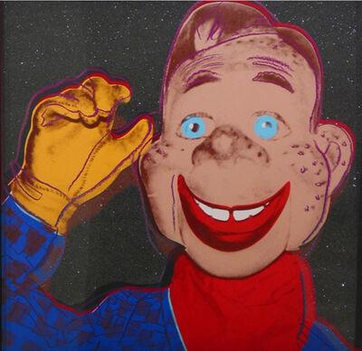Andy Warhol, 'Howdy Doody (FS II.263)', 1981