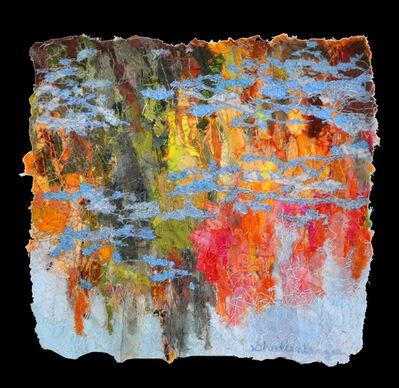 Dianne Shullenberger, 'Pond Pattern 1'